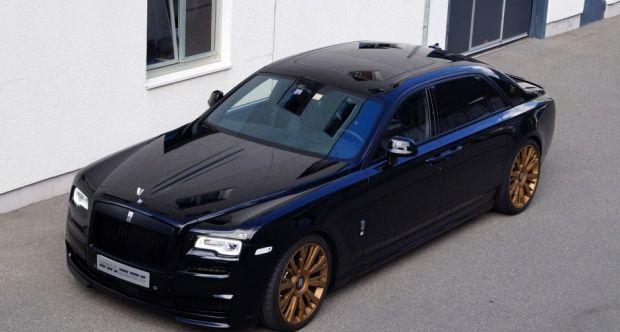2015 Rolls-Royce Ghost  - Serie II 6.6 V12 EWB