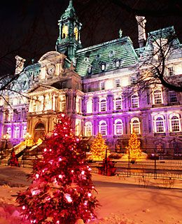 10 great places to spend Christmas ~ Montreal!