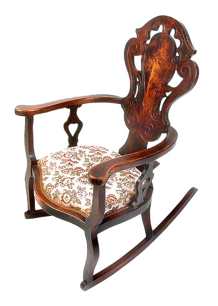 Rocking Chair Png Image Rocking Chair Velvet Dining Chairs Comfy Chairs