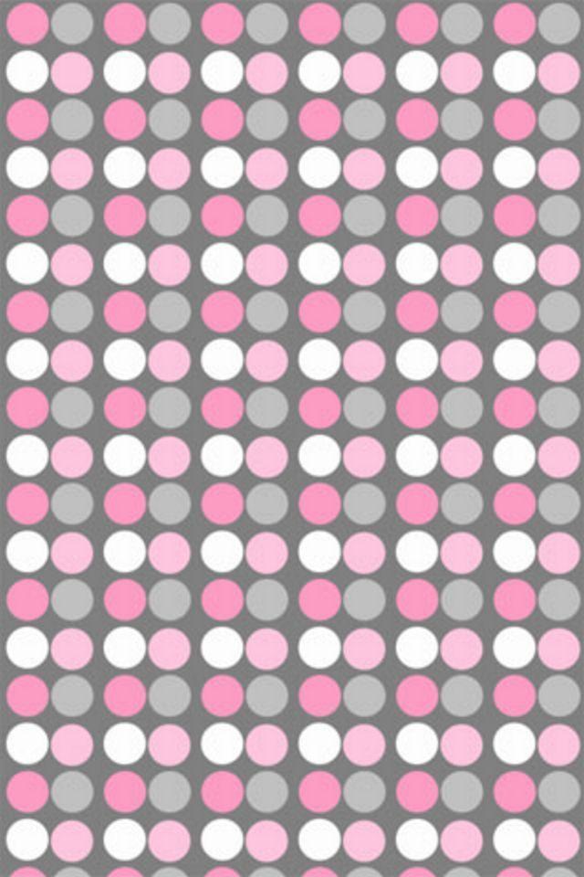 Polka Dots Iphone Wallpaper Hd Polka Dots Wallpaper Dots Wallpaper Polka Dot Background