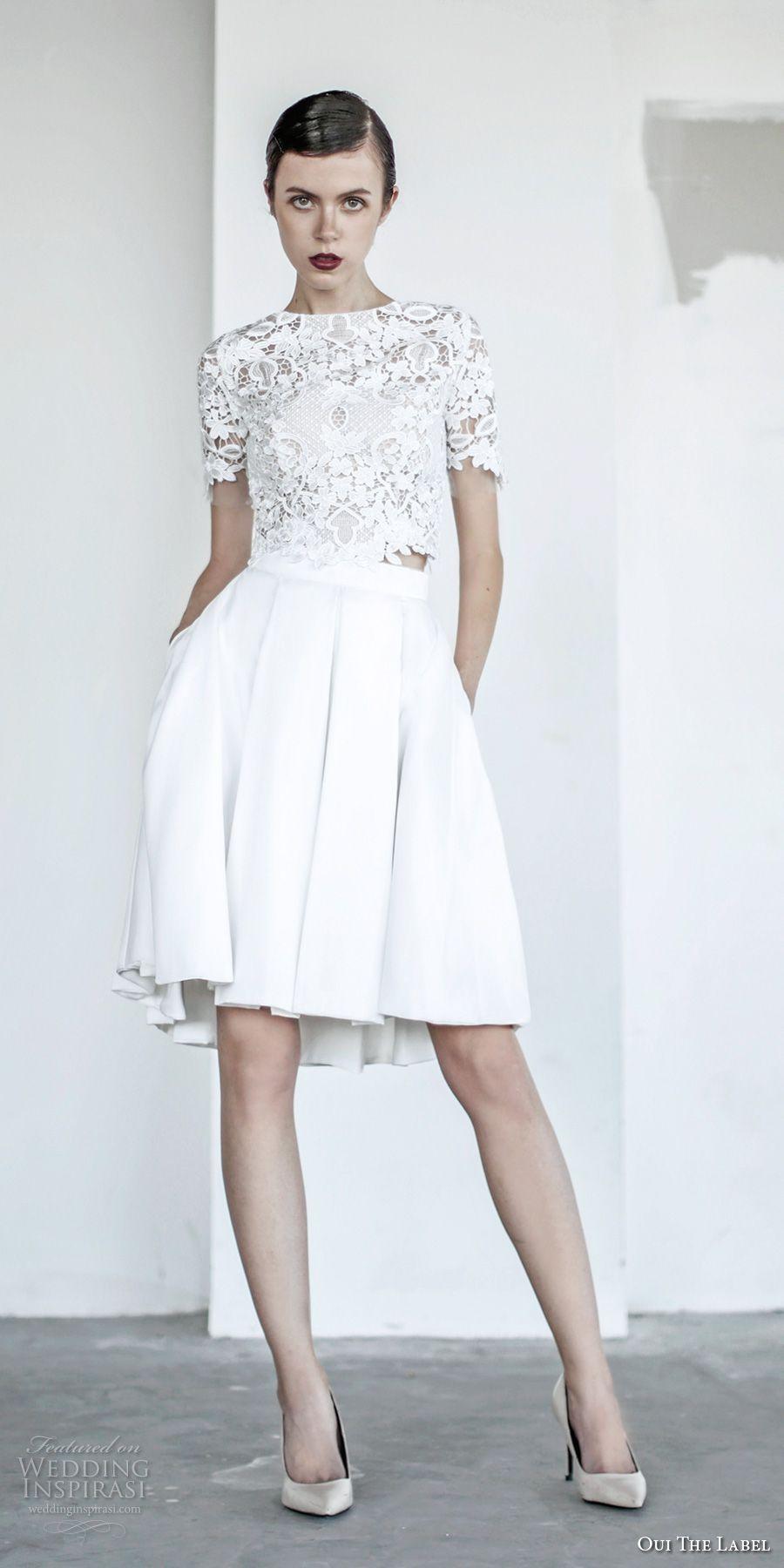 DRESSES - Short dresses Oui 9ZZBdz5G