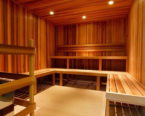 sauna design ideas beautiful homes design - Sauna Design Ideas
