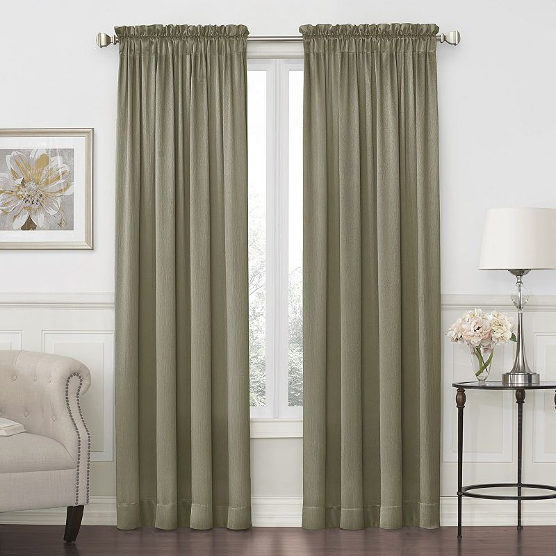 Jcpenney Home Hilton Rod Pocket Curtain Panel Rod Pocket