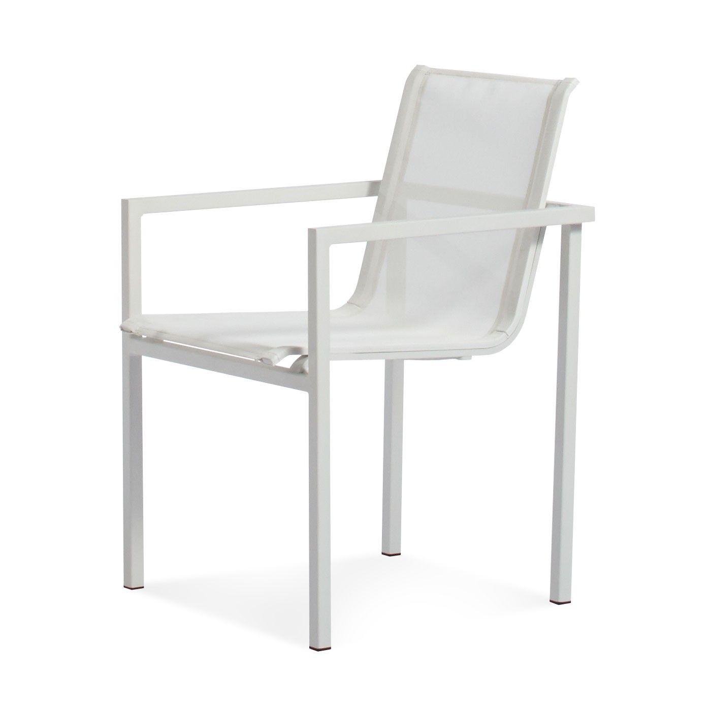Skiff Outdoor Stacking Chair   Modern Outdoor Seating   Blu Dot