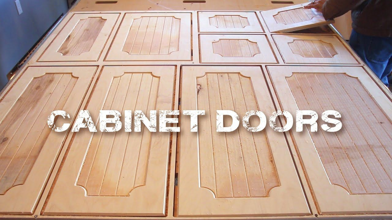 Remodeling Kitchen Cabinets With A Cnc Router In 2020 Kitchen Cabinet Remodel Cnc Router Cnc
