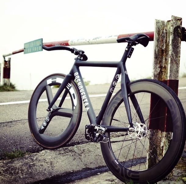 Dosnoventa Hed Fixie This Is My Bike Punk