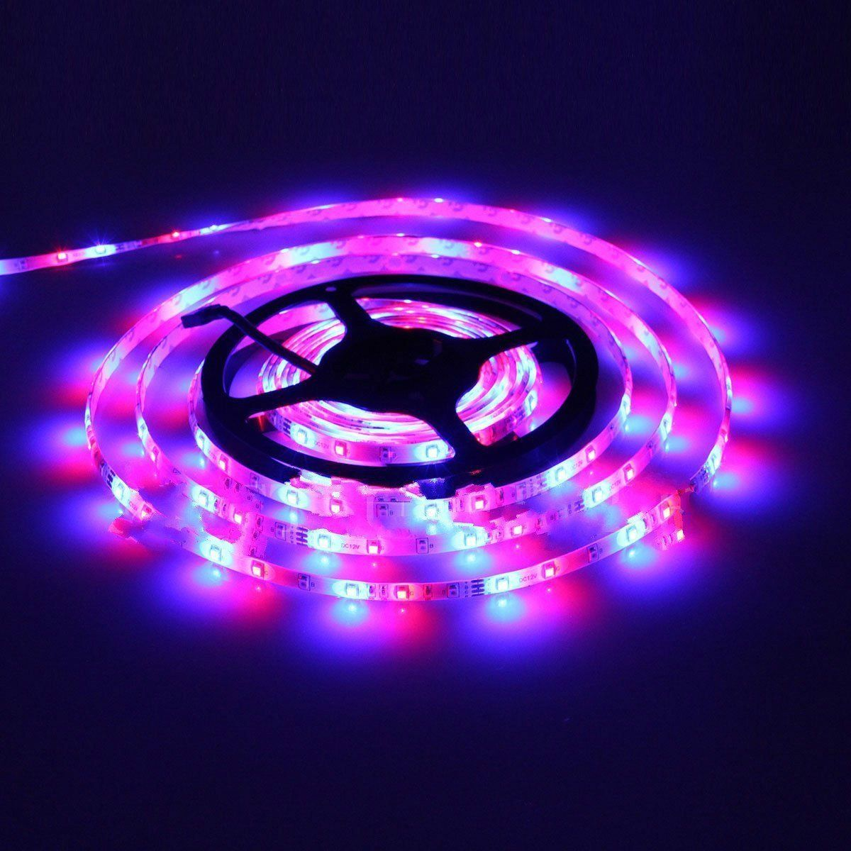 Ltrop 2 Reels 12v 32 8ft Waterproof Flexible Led Strip Light Kit Color Changing Smd3528 Rgb With 60 Flexible Led Strip Lights Strip Lighting Led Strip Lighting