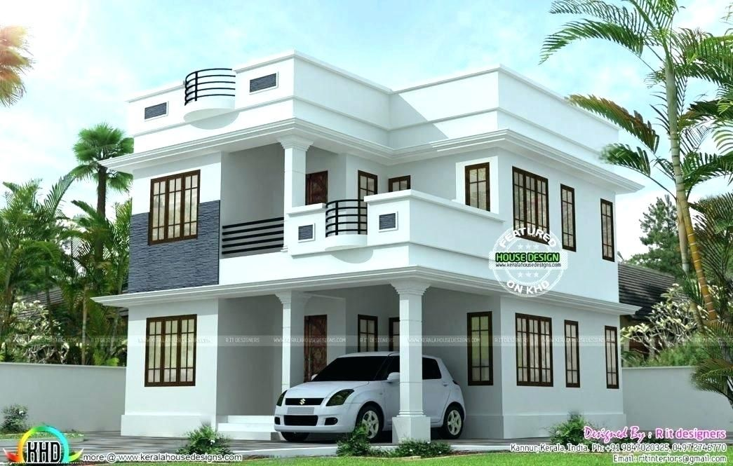 Simple Modern House Design Latest Houses Design Home Design Decor Small House Plans Smallest And Bungalow House Design Kerala House Design Home Building Design