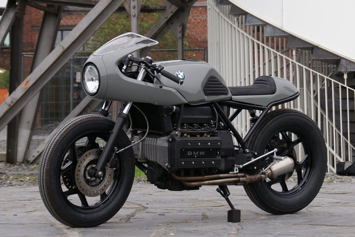 Deepcreek Bmw K100rs 20 With Images Cafe Racer Bmw K100