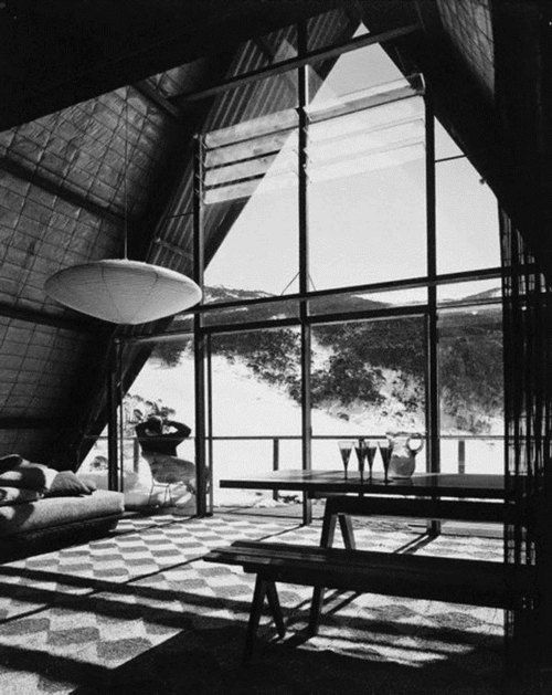 A Frame Dreams Architect Bill Lucas Interior Designer Marion