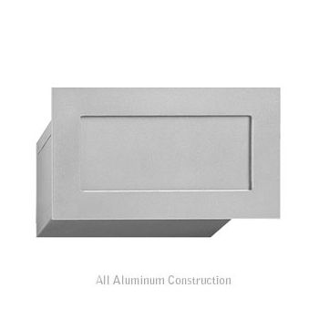 Constructed Of 1 4 Thick Aluminum Plate And 20 Gauge Steel Recessed Mounted Mail Drops Feature A Spring Loaded Mail Flap With Images Mail Slots It Is Finished Aluminum