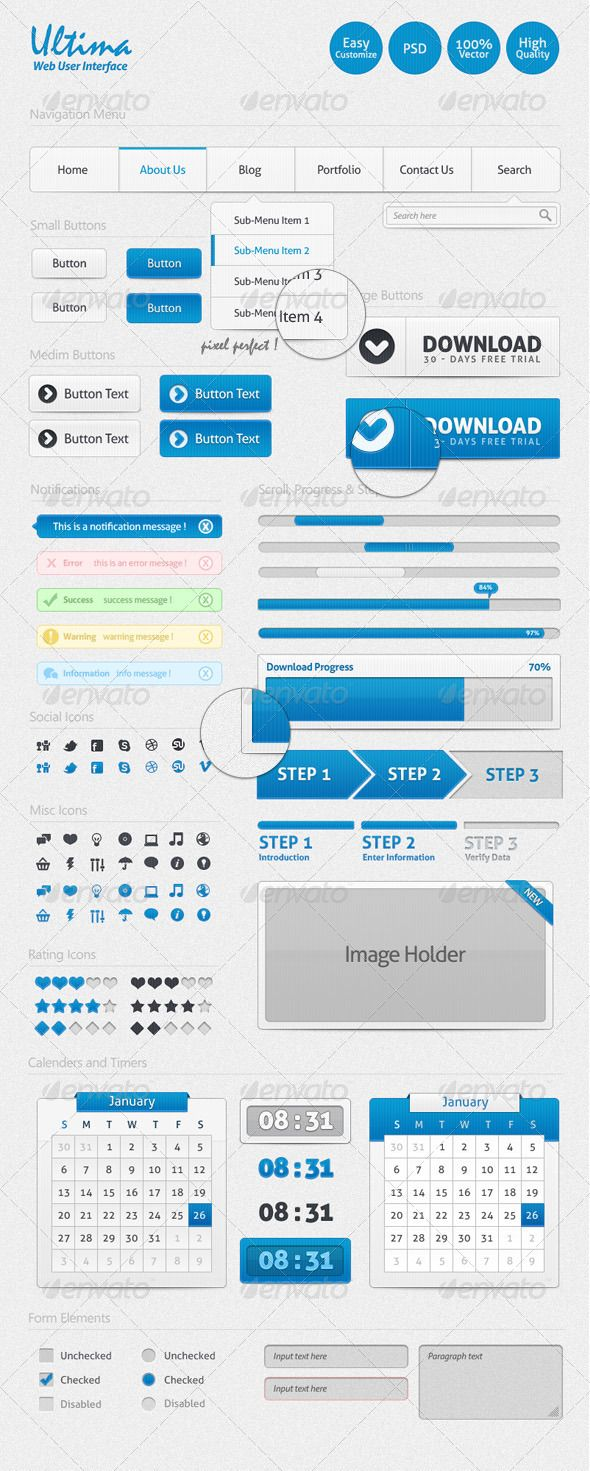 17 Best images about UI - Frontend design on Pinterest | Flats ...
