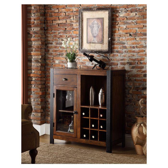 Kitchen Door Napa Ca: Napa Wine Cabinet