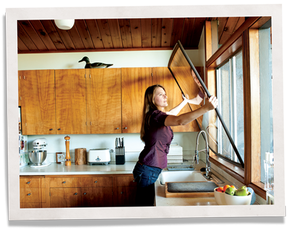 Indow Windows Inserts Are Like Custom Storm Windows But Are Easier To Use.  Indow Window Inserts Press Inside Window Frames Without A Mounting Bracket.