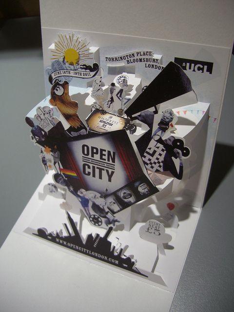Flyercubed Pop Up Cards Card Making Pop Up