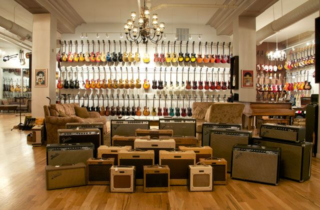 gallery 20 coolest guitar stores in the us volume 2 guitar store guitar storage guitar. Black Bedroom Furniture Sets. Home Design Ideas