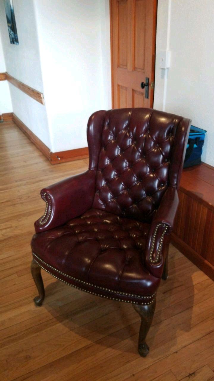 Used Leather Chair For Sale In Denver Letgo Koltuklar Mobilya Urunler