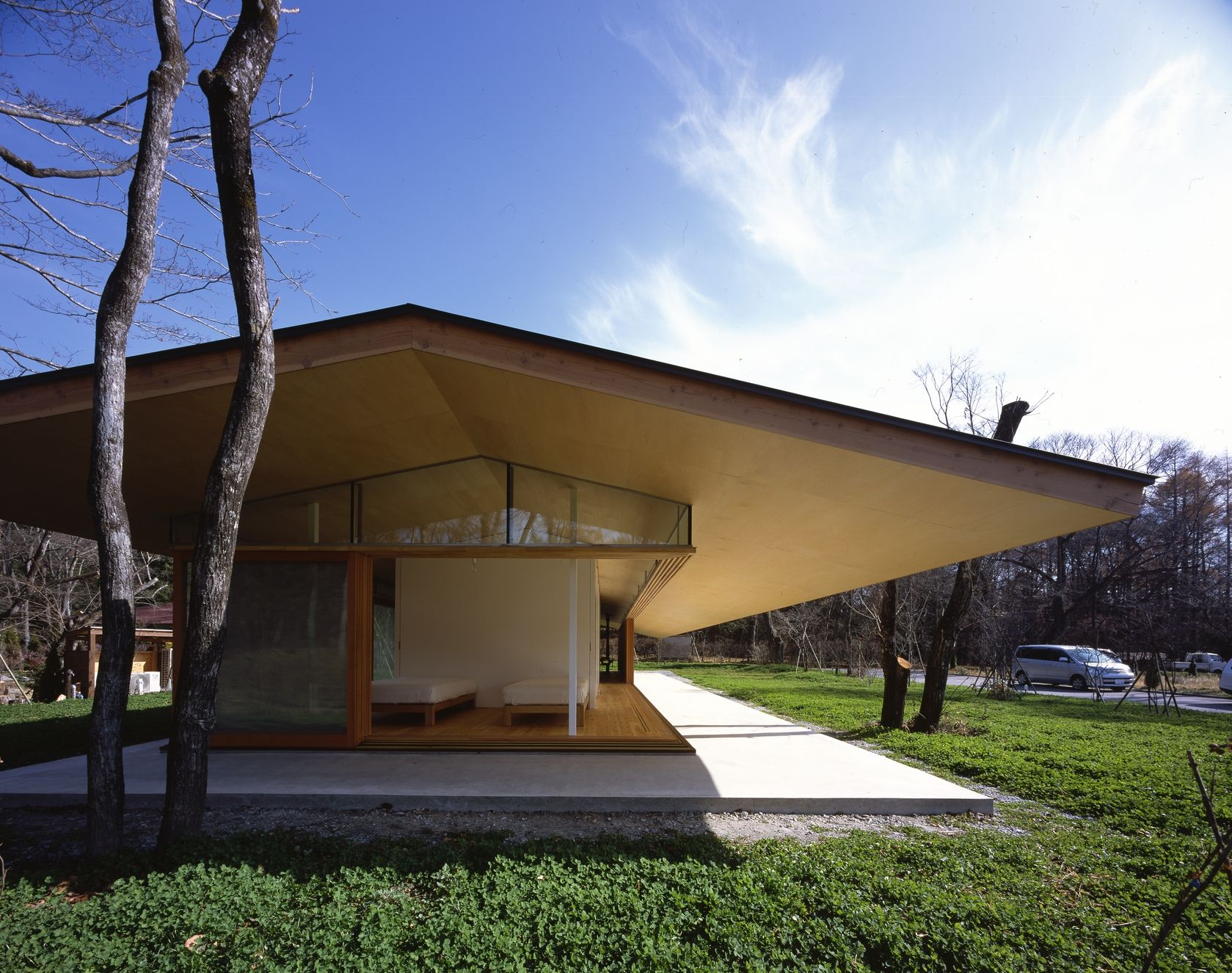 Pitched Roof House - Explore, Collect and Source architecture