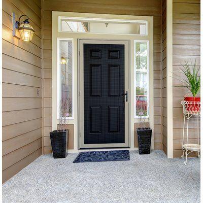 Titan Security Doors Meshtec Aluminum Screen Door   Products