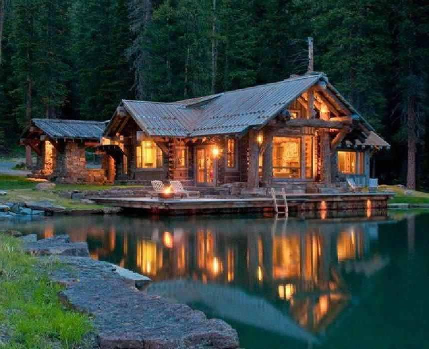 Petes Hunting Cabin In My Dreams This Is The Perfect