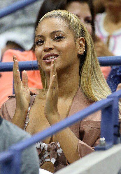 Beyoncé & Jay Z at the US Open Tennis Match September 1st, 2016