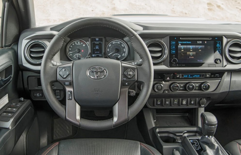 2020 Toyota Tacoma Changes Specs Release Date Price Very First Connected With All Of The Lexus Ought To Be Hug Toyota Tacoma Toyota Toyota Tacoma Interior