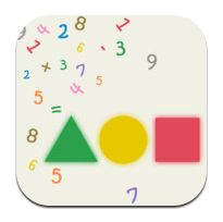 As An Educational Game Math Color Is Aimed At Children Making Connections Between Math Colors And Shapes As Math Coloring Kids Learning Educational Games