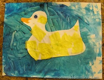 10 Little Rubber Ducks By Eric Carle Duck Crafts Farm Preschool Eric Carle Crafts