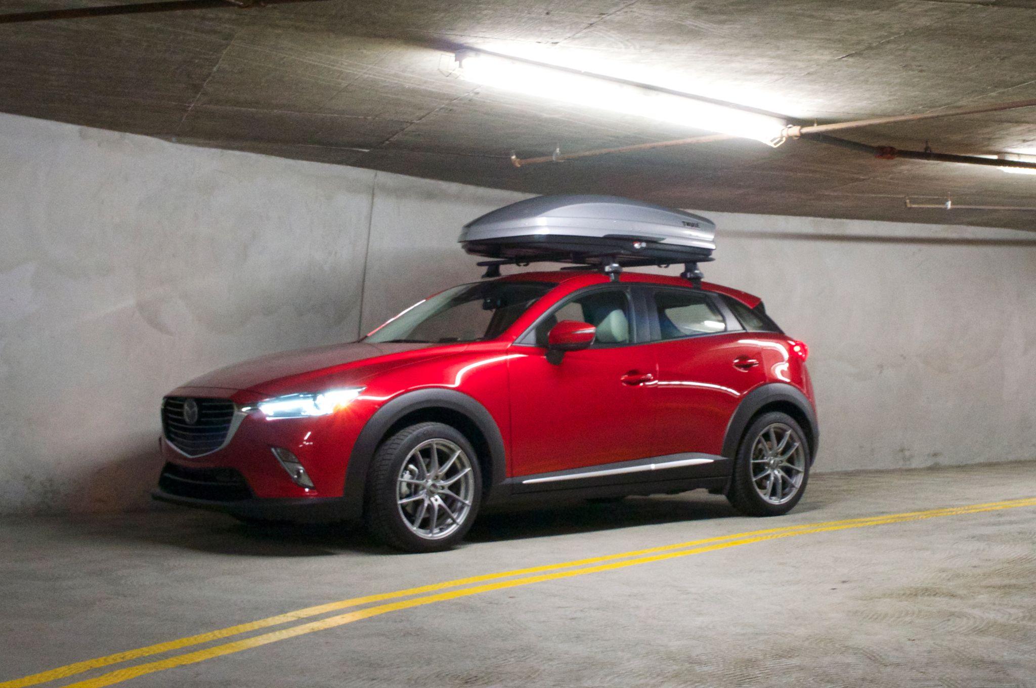 New Cx3 Mazda 2016