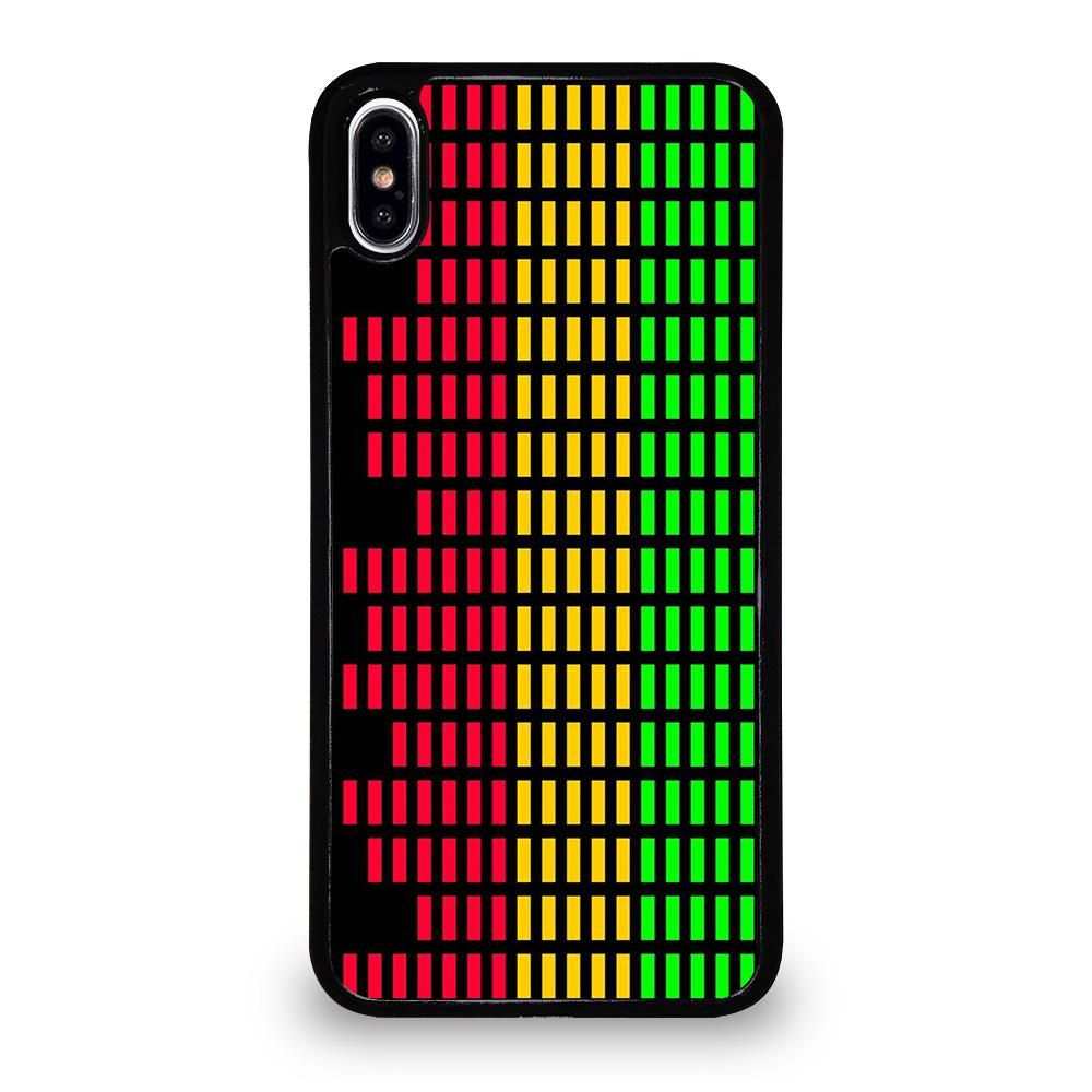 SOUND ACTIVE EQUALIZER AMP iPhone XS Max Case Cover | iPhone