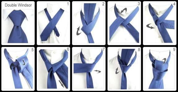 como dar nó em gravata - Pesquisa Google