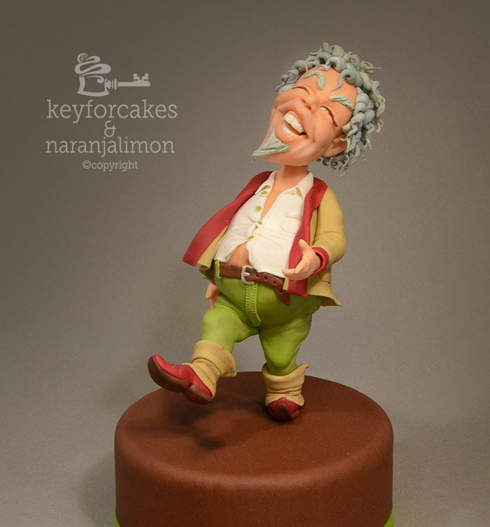 Key for Cakes – Kursangebot – Aufbaukurs – Fantasiefigur