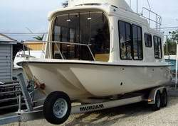 Trailerable Houseboat Designs House Boats Pinterest Boating