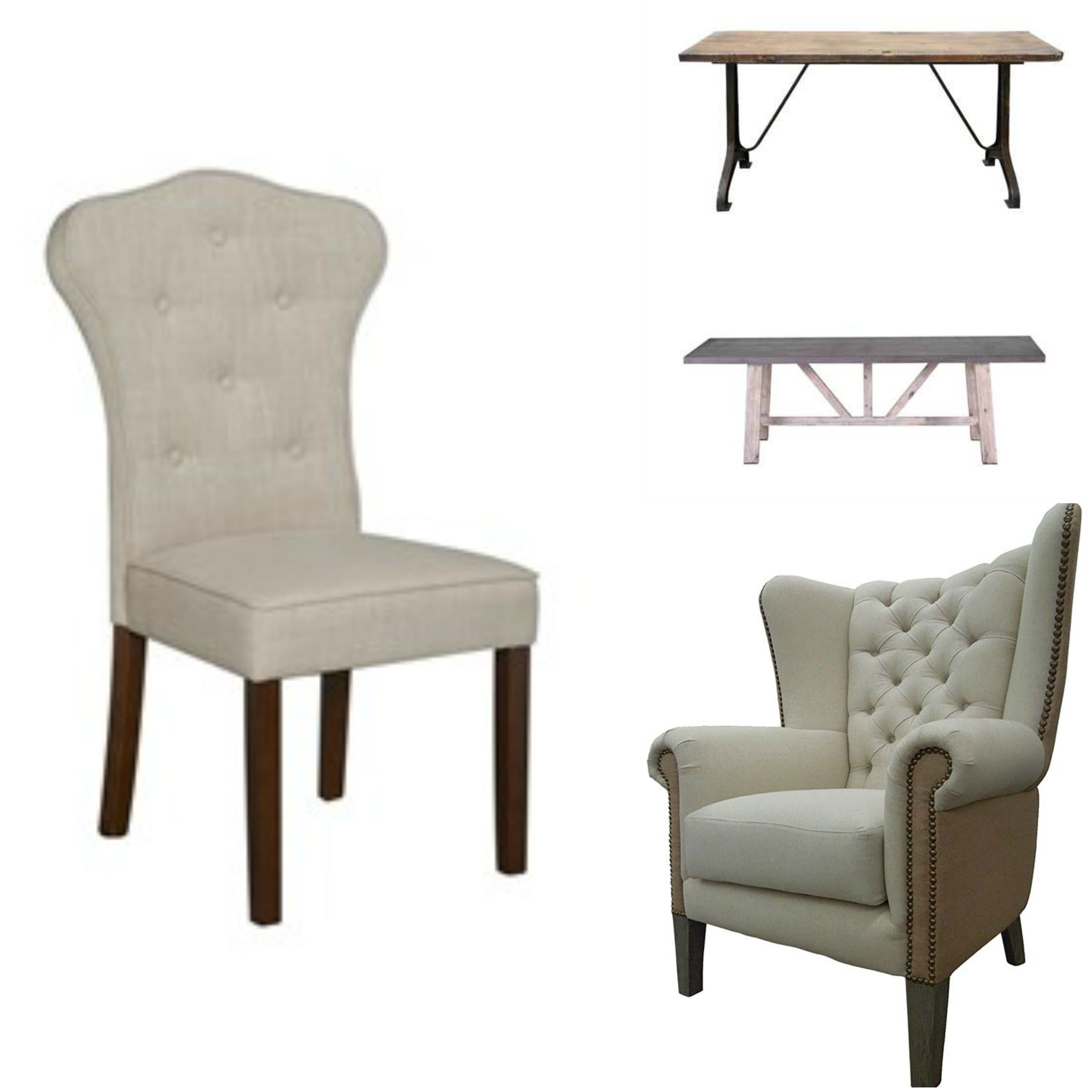 Come in NOW thru Sunday Nov. 15th and receive 25% OFF  All dining tables & dining chairs!  (More to choose from in store!)