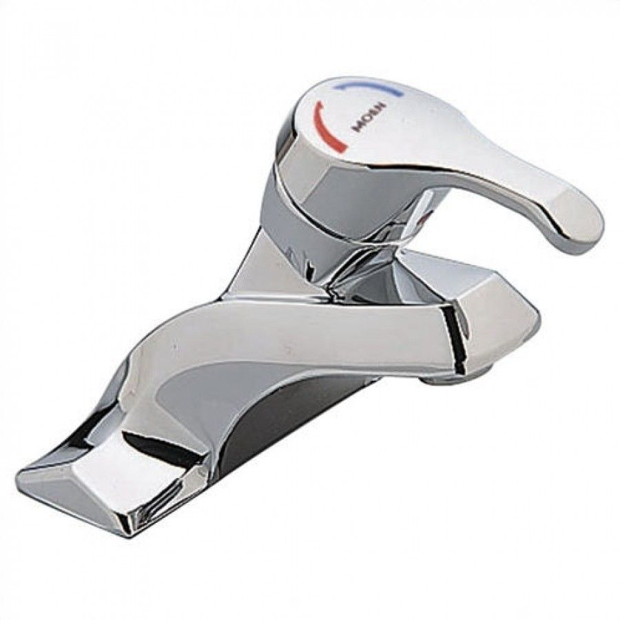 Moen Commercial Single Handle Bathroom Faucet With Adjustable - Moen commercial bathroom faucets
