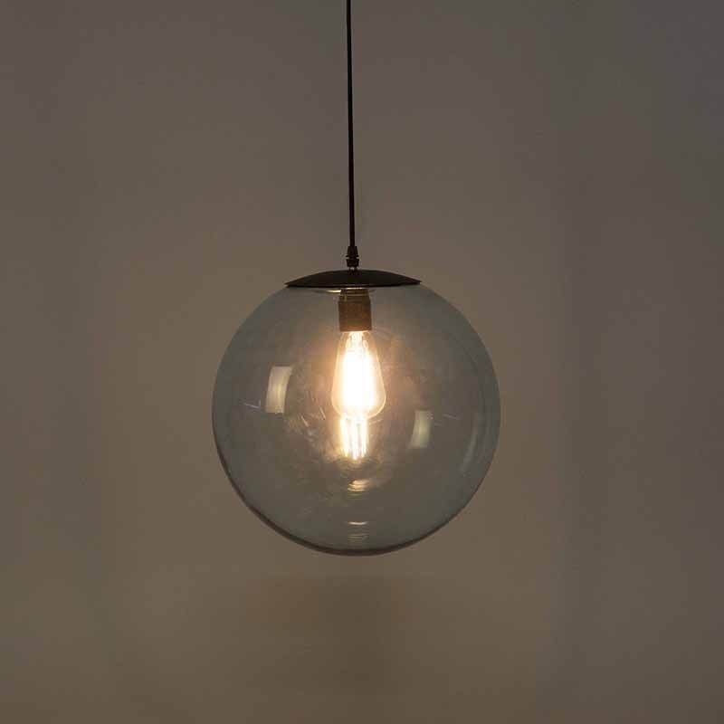 Hanglamp Pallon 35 grijs