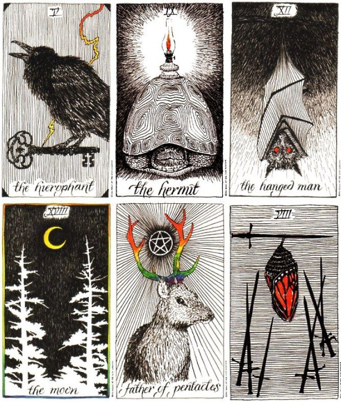 10 Of The World S Most Unique Tarot Card Decks With Images