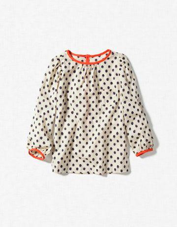 Baby Girl Polka Dots