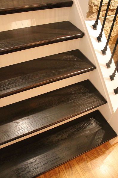 Board And Batten Remodeled Staircase Diy Pinterest