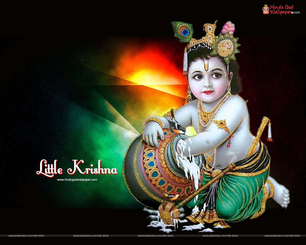 Cute Bal Krishna Wallpapers Free Download My Sweet Lord In 2019