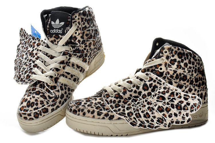 adidas jeremy scott leopard wings
