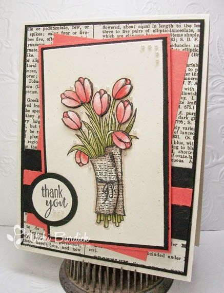 Stampin' Up! Love is Kindness, It's a Stamp Thing: Sweet Sunday.....Thank you