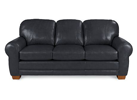 Lazy Boy-Blueberry Leather | For the Home | Sofa, Couch set ...