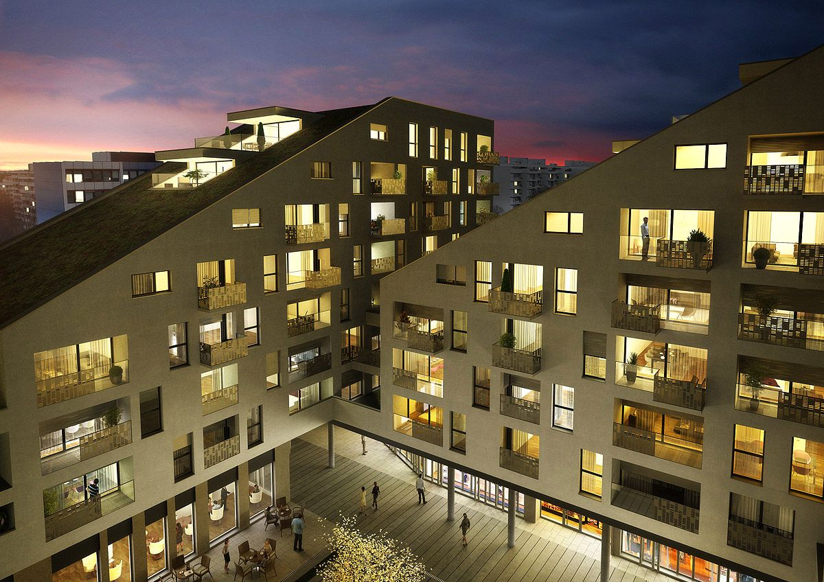 Ksp Jurgen Engel Architekten Architekt Style At Home Architektur
