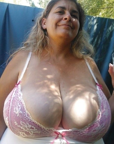 What mature big boobed women accept. The