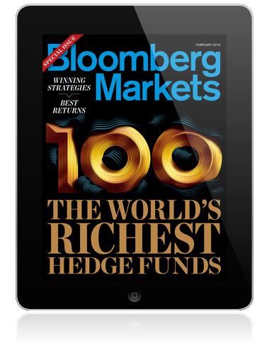 Bloomberg Markets Has Gone Digital This Award Winning