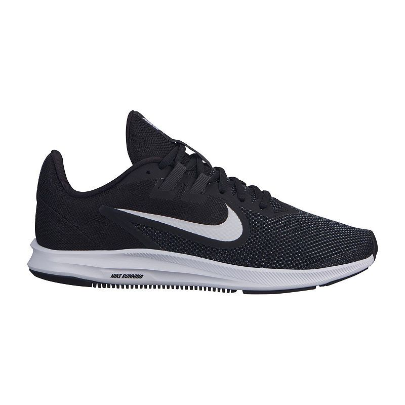 Nike Downshifter 9 Womens Lace up Running Shoes   Lacing