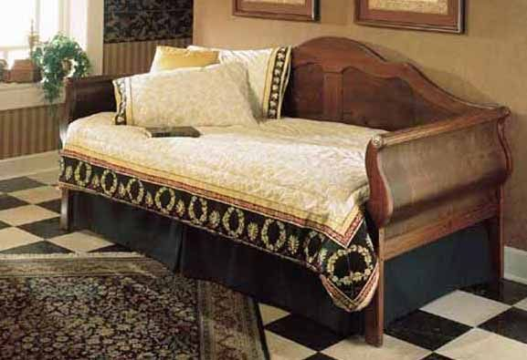 wood daybeds.  Daybeds Surrey Wood Daybed In Cherry Finish  Fashion Bed Group Intended Daybeds E