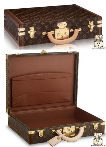 Valise Alzer Bisten president Louis Vuitton   malle vuitton goyard ... 94b6729f2ad