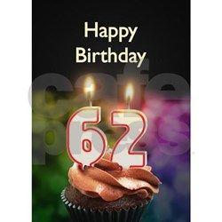 Lyingcat Mug Sister Birthday Card 62nd Birthday Birthday